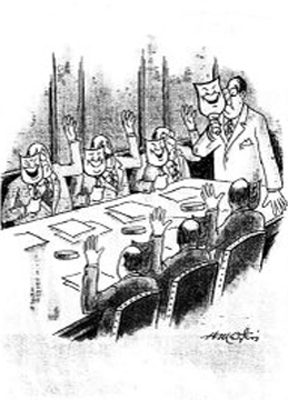 abilene paradox Conclusion: groupthink and consensus decisions making are two phenomena that can occur in the same environment facilitators and leaders must consider and take appropriate actions to avoid the former while striving to achieve the later recommendation: team leaders and facilitators need to take .